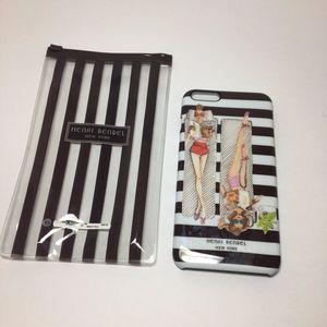 💄NWT Henri Bendel IPhone 6/6S Plus Case 💄